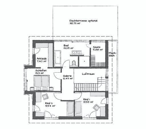 Kampa Setros 3.2010 Floorplan 2