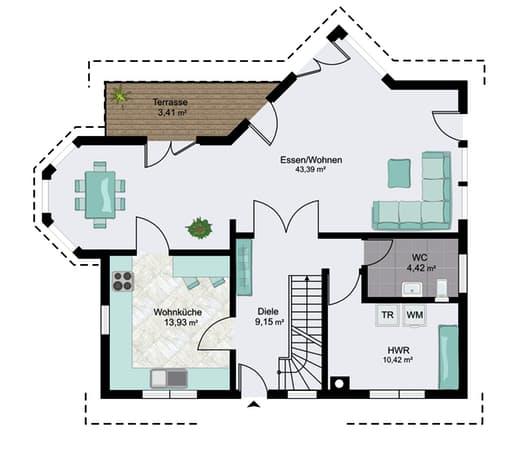 Kassel Floorplan 1