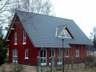 Kathrin 2 (KfW-Effizienzhaus 40) von Dammann-Haus Außenansicht 1
