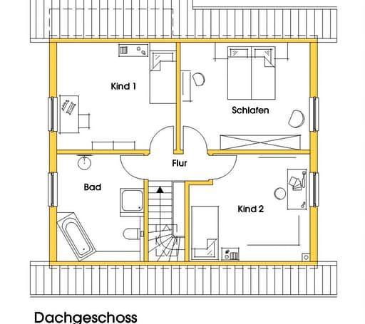 Kathrin 2 (KfW-Effizienzhaus 55) floor_plans 0