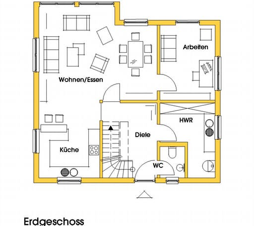 Kathrin 2 (KfW-Effizienzhaus 55) floor_plans 1