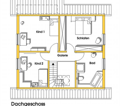 Kathrin (KfW-Effizienzhaus 55) floor_plans 0
