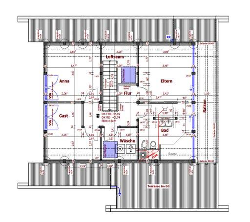 KD-Haus 130 Floorplan 2
