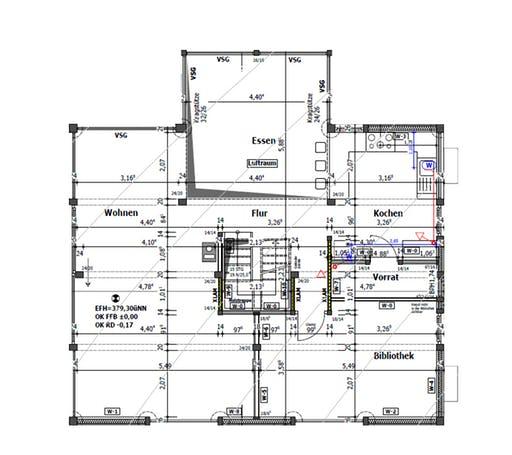 KD-Haus 184 Floorplan 1