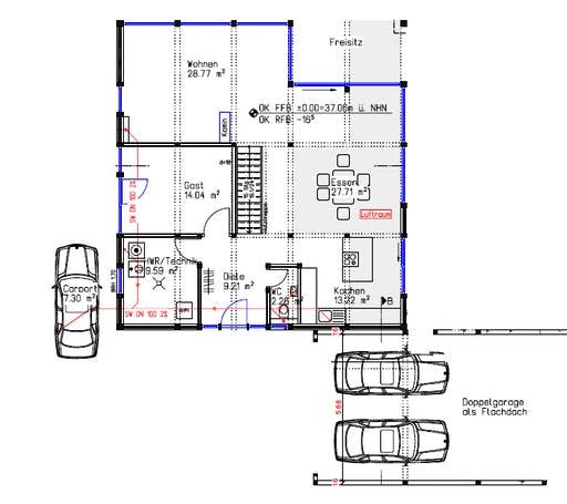 KD-Haus 190 Floorplan 1