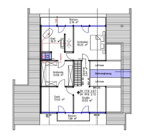 KD-Haus 190 Floorplan 2