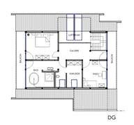 KD-Haus 196 Grundriss