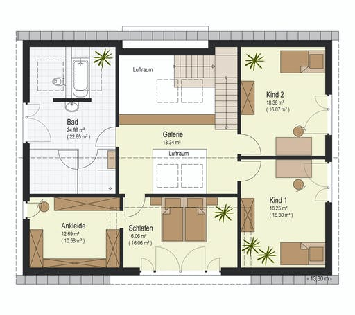 Keitel - Bad Vilbel Floorplan 2