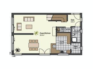 Haus Kofelblick von Keitel-Haus Grundriss 1