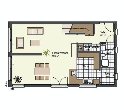 Keitel - Kofelblick Floorplan 1