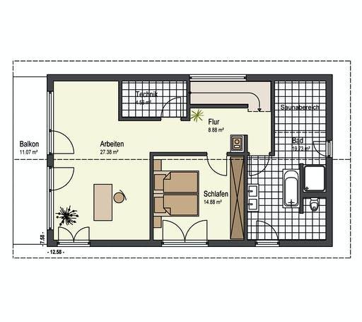 Keitel - Kofelblick Floorplan 2