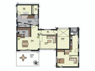 Haus Landhege von Keitel-Haus Grundriss 1