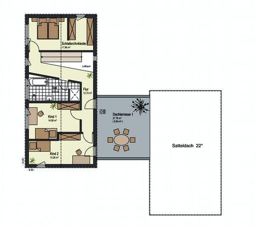 Keitel - Landhege Floorplan 2
