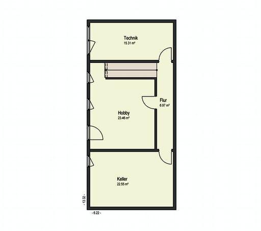 Keitel - Landhege Floorplan 3