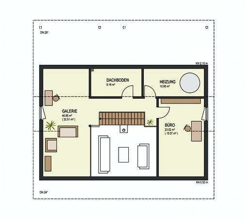 Keitel - Lengwil Floorplan 2
