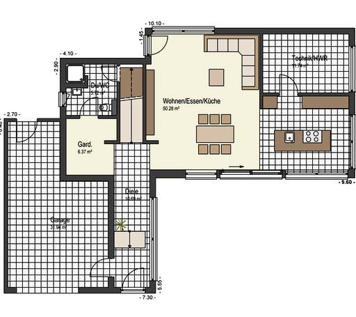Keitel - Märzwiesen Floorplan 1