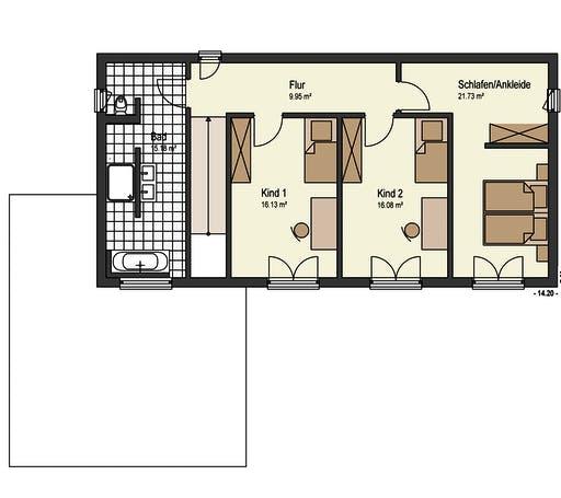 Keitel - Märzwiesen Floorplan 2