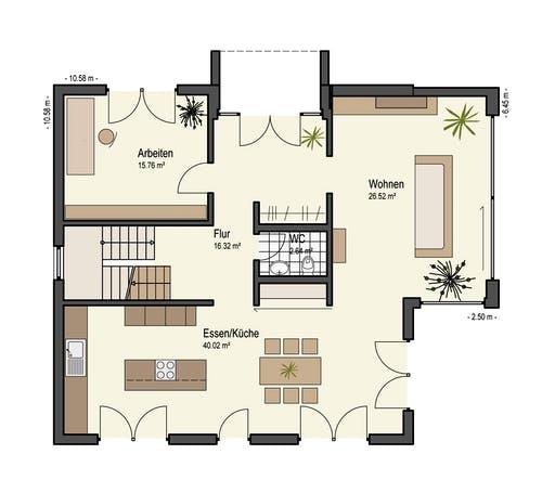 Keitel - Mannheim Floorplan 1