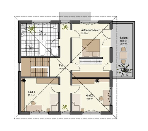 Keitel - Mannheim Floorplan 2