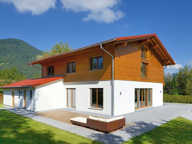 Haus Miesbach von Keitel-Haus Außenansicht 1