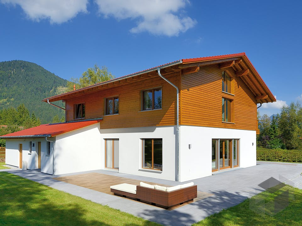 Haus Miesbach von Keitel-Haus Außenansicht