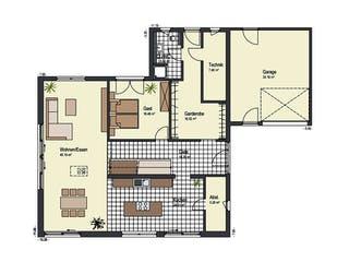 Haus Miesbach von Keitel-Haus Grundriss 1