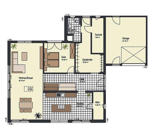 Keitel - Miesbach Floorplan 1
