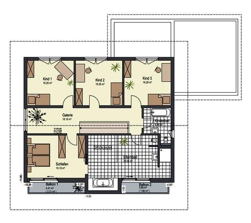 Keitel - Miesbach Floorplan 2