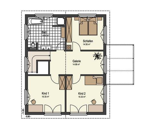 Keitel - Mühlwiesen Floorplan 2