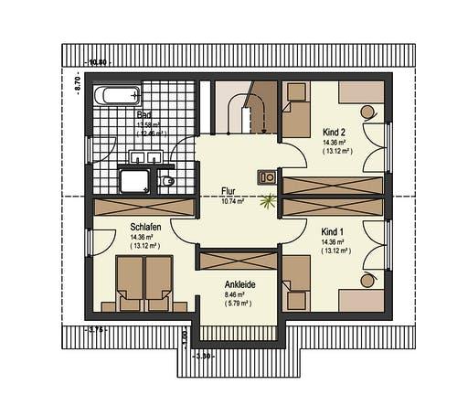 Keitel - Schwalbenweg Floorplan 2