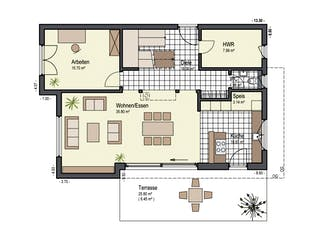 Haus Sonnenfeld von Keitel-Haus Grundriss 1