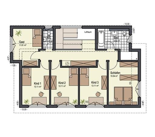 Keitel - Sonnenfeld Floorplan 2
