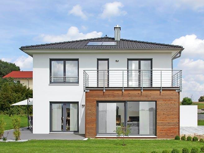 Stadthaus 150 von Keitel-Haus Außenansicht 1