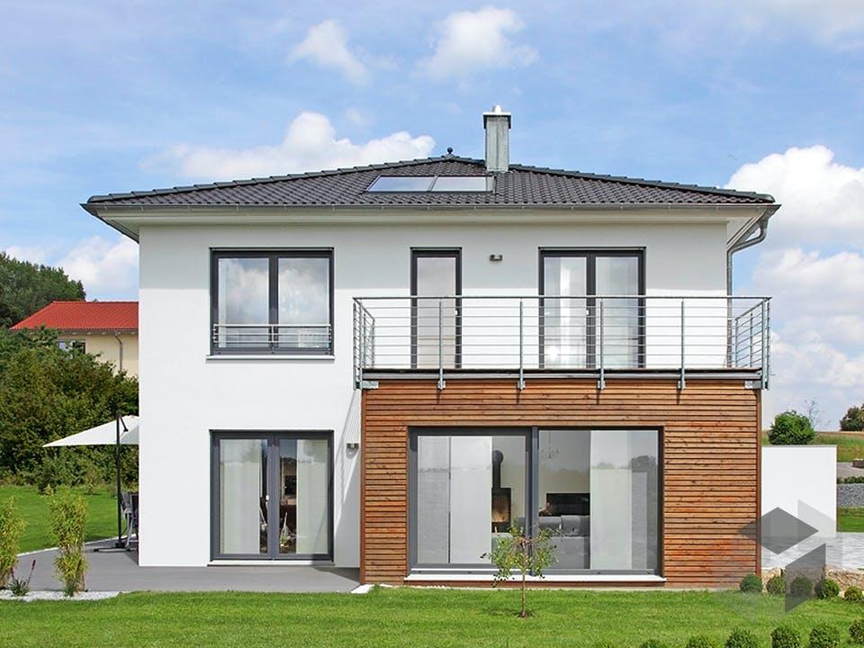 Stadthaus 150 von Keitel-Haus Außenansicht