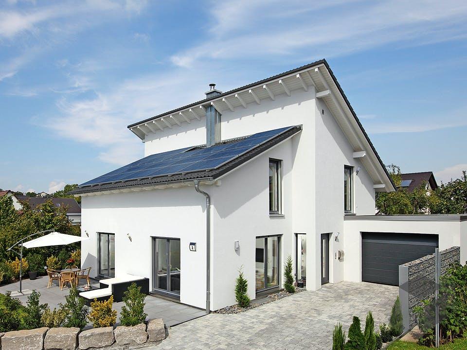 Haus Stromberg von Keitel-Haus Außenansicht