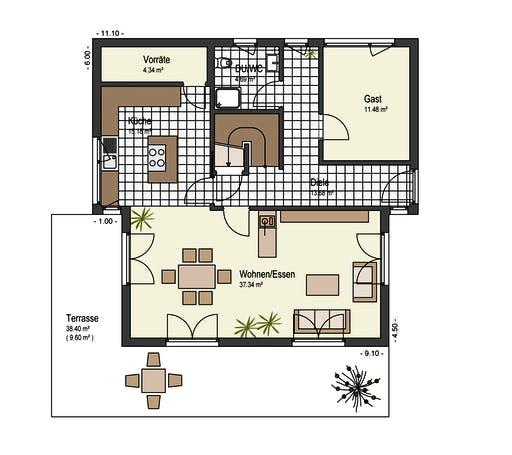 Keitel - Stromberg Floorplan 1
