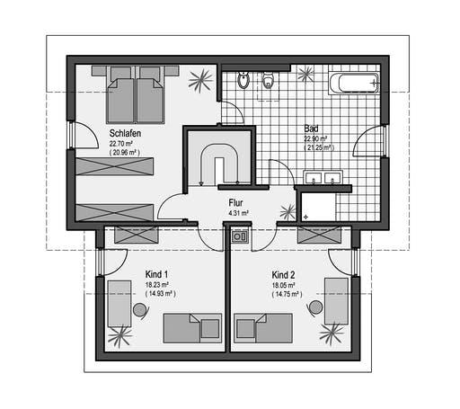 Keitel - Stromberg Floorplan 2