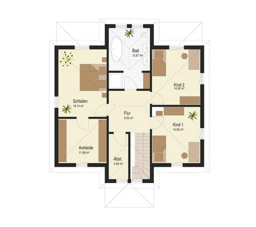 Keitel - Weingarten Floorplan 2
