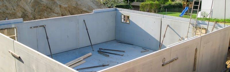 Kellerbau vom Spezialisten - die lohnende Alternative zur Bodenplatte