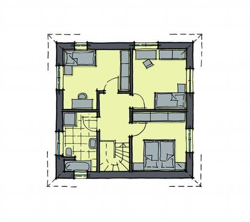 Gussek Haus - Kensington DG