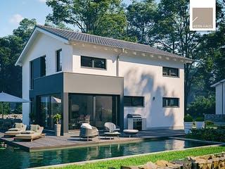 Architektenhaus Allea von Kern-Haus Außenansicht 1