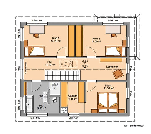 Kern - Allea Floorplan 2