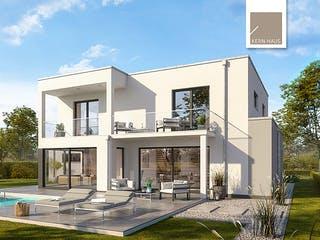 Bauhaus Anteo von Kern-Haus Außenansicht 1