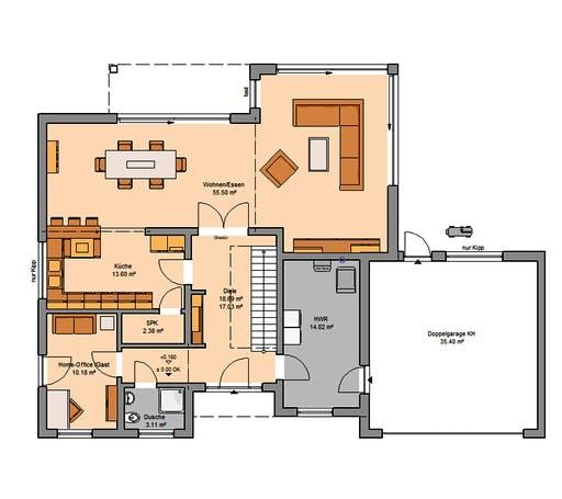 Kern - Anteo Floorplan 1