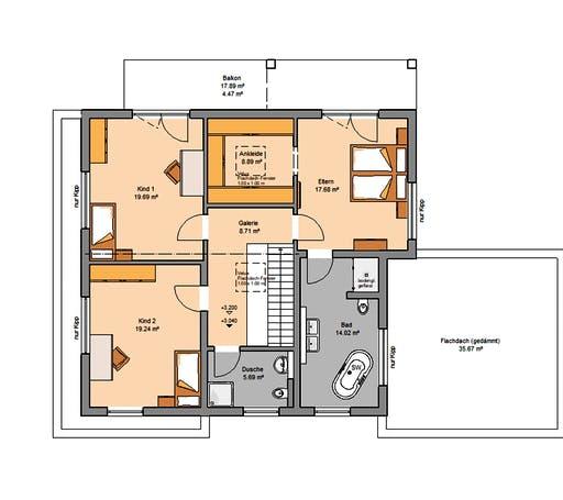 Kern - Anteo Floorplan 2