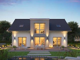 Architektenhaus Auro von Kern-Haus Außenansicht 1