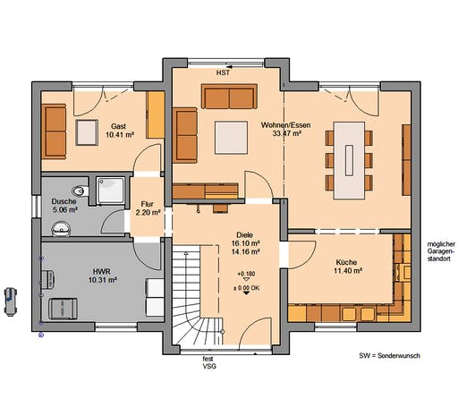 Kern - Auro Floorplan 1
