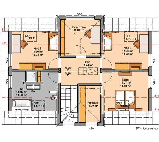 Kern - Auro Floorplan 2