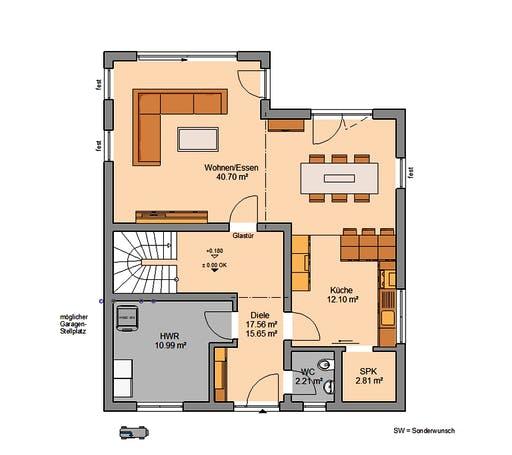 Kern Certo Floorplan 1