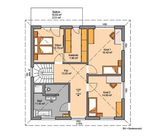 Kern Certo Floorplan 2